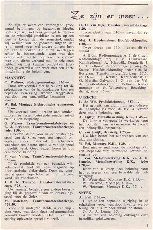 VDH-tje N°796-3 van 14-06-1963