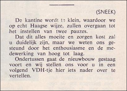 VDH-tje N°799-2 van 05-07-196