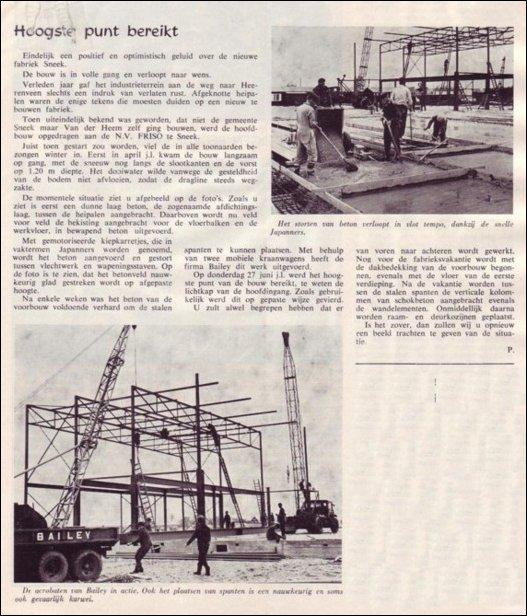 VDH-tje N°800-1 van 12 juli 1963