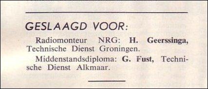 VDH-tje N°804-2 van 30 augustus 1963