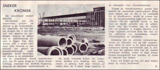 VDH-tje N°816-2 van 22 november 1963