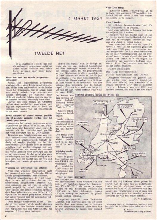 VDH-tje N°831-2 van 13 maart 1964