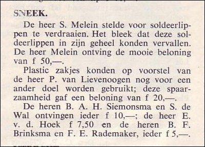 VDH-tje N°831-3 van 13 maart 1964
