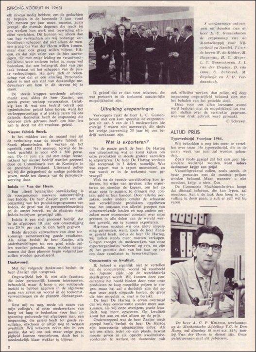VDH-tje N°839-2 van 15 mei 1964