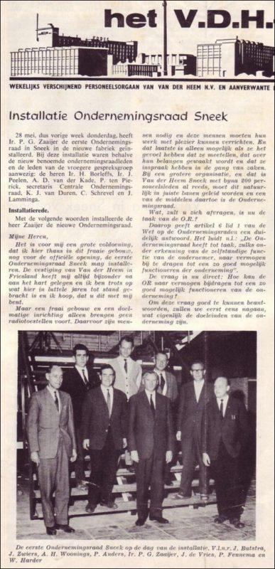 VDH-tje N°842-1 van 5 juni 1964
