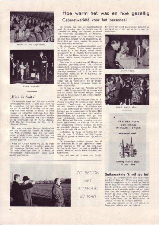 VDH-tje N°844-8 van 11 juni 1964