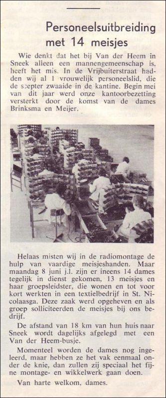 VDH-tje N°845-4 van 26 juni 1964