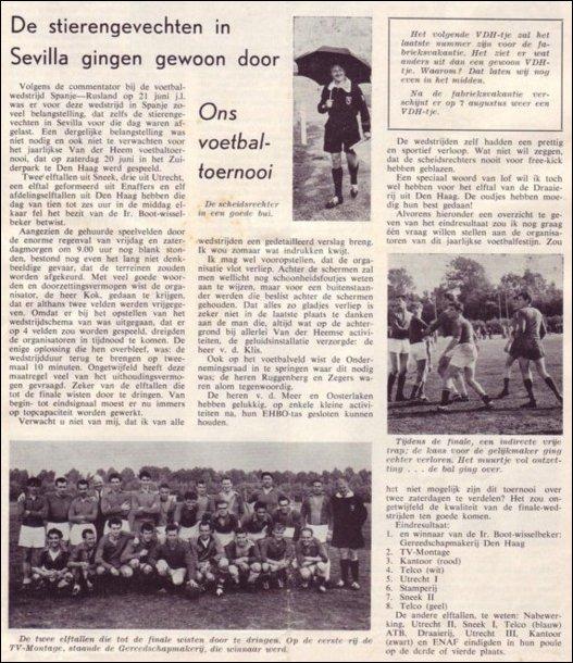 VDH-tje N°846-1 van 3 juli 1964