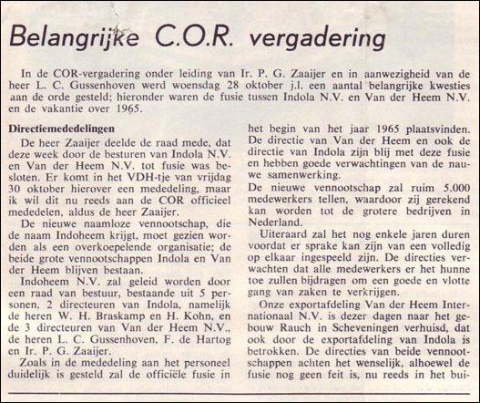 VDH-tje 861-1 van 6 november 1964