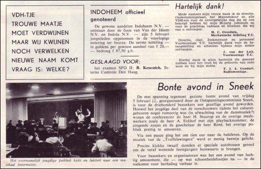 VDH-tje N°875-4 van 19 februari 1965