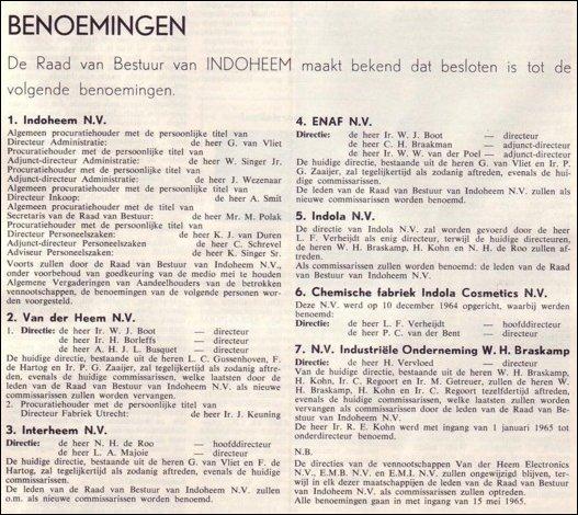 VDH-tje N°876-1 van 26 februari 1965