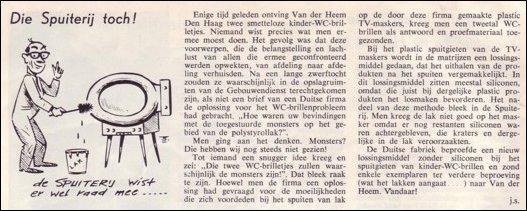 VDH-tje N°887-4 van 21 mei 1965