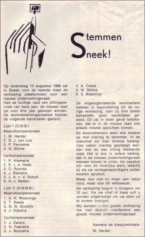 VDH-tje N°897-3 van 5 augustus 1966