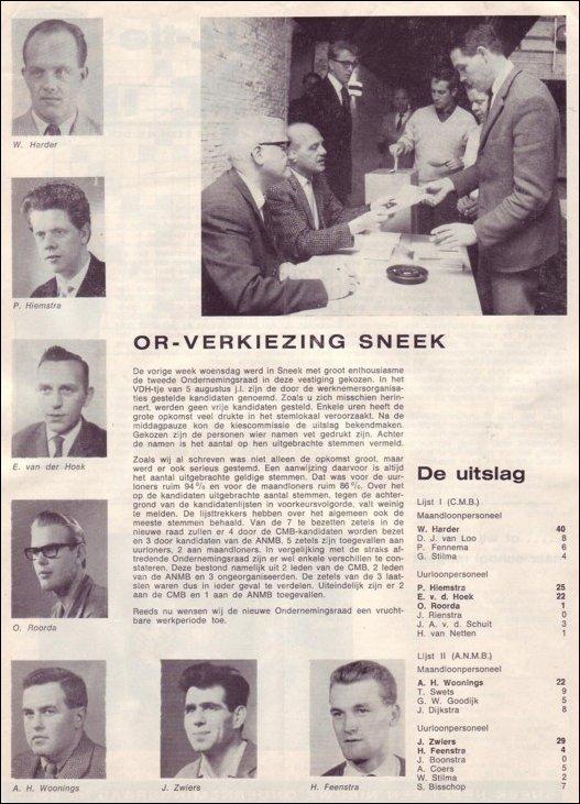 VDH-tje N°899-2 van 19 augustus 1966