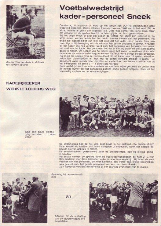 VDH-tje N°900-3 van 26 augustus 1966