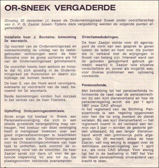 VDH-tje N°915-2 van 30 december 1966