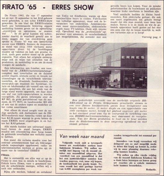 IndoHeem Klanken IK09-1 van 1 oktober 1965