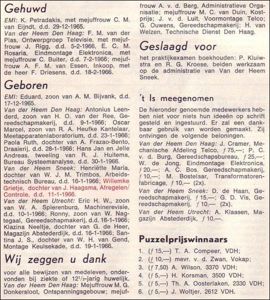 IndoHeem Klanken IK14-12 Februari 1966