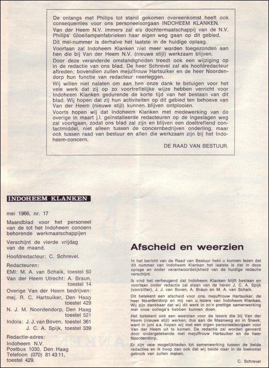 IndoHeem Klanken IK17-2 Mei 1966