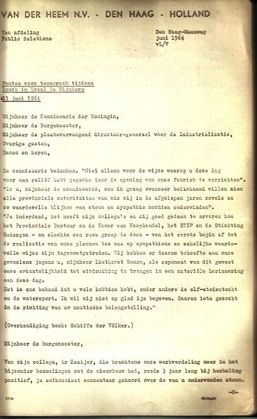 VanderHeem_Opening_Sneek_12_1964