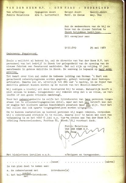 VanderHeem_Opening_Sneek_15_1964