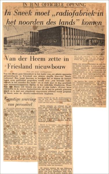 VanderHeem_Opening_Sneek_5_1964